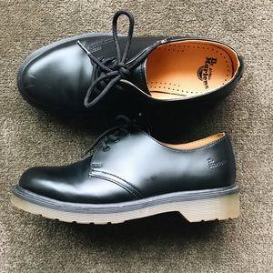 najniższa cena dobra tekstura za kilka dni Dr Martens 1461 PW Smooth Leather 3-Eye Shoes